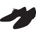 男性の革靴