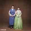 前撮りの結婚写真は韓国で