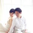 結婚記念日の写真は韓国のアジェリーナ