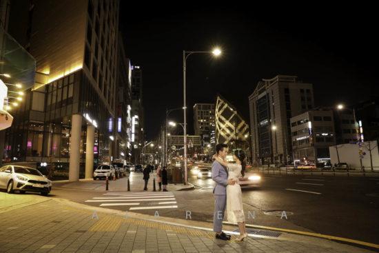 韓国ウェディングフォト
