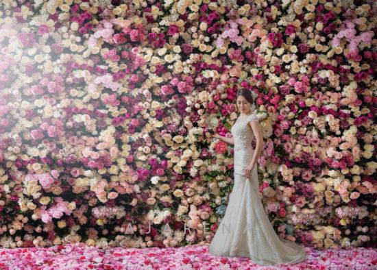 大人気のお花のセット